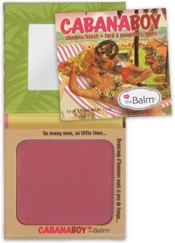 The Balm Cabana Boy róż/cień do powiek Baby Rose 8,5g